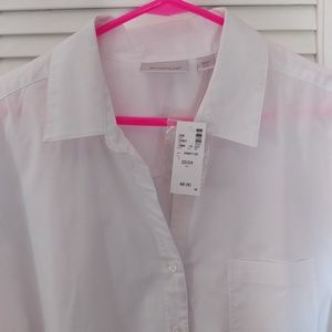 Ladies Avenue White long sleeve size 22/24